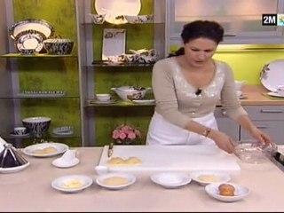 Recette Gâteau au chocolat et tarte au poire