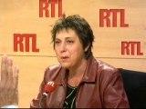 Bernadette Groison, secrétaire générale de la Fédératio