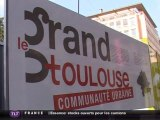 La Communauté urbaine du Grand Toulouse revoit son budget