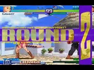 PSX - Street Fighter Zero 3 - Evil Ryu story mode TAS