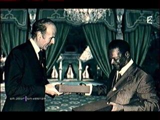 "Giscard diamants Bokassa "" Opération Barracuda """