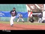 Savigny s'incline contre Rouen (Baseball)