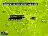 Une femme retrouvée morte dans les Yvelines