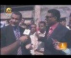 les supporters Tunisiens au tribunal egyptien