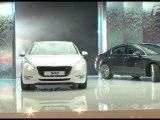 Peugeot au Mondial de l'Automobile 2010 à Paris