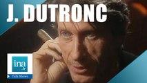 Interview jumeaux: Jacques Dutronc face à Jacques Dutronc   Archive INA