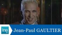 Jean-Paul Gaultier répond à Jean-Paul Gaultier - Archive INA