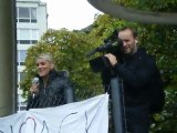 Amélie Qg Senna à Liège 16/10/2010