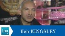 Ben Kingsley répond à Ben Kingsley (Part 1) - Archive INA
