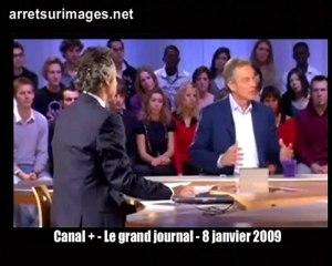 Tony Blair sur Canal+ - Oct 2010 (3/3)