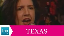"""Texas """"I don't want a lover"""" (live officiel au Palace) - Archive INA"""