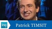 Interview jumeaux : Patrick Timsit face à Patrick Timsit - Archive INA