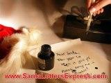 Santa Letterhead -Letterhead Santa