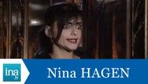 Nina Hagen répond à Nina Hagen - Archive INA