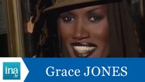 8 Sec Sexy Grace Jones Her Most Erotic Smile Video Dailymotion