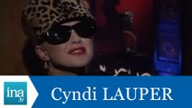 Cyndi Lauper répond à Cindy Lauper (part 1) - Archive INA