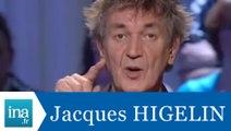 Jacques Higelin et l'interview mensonge de Thierry Ardisson - Archive INA