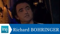 Richard Bohringer répond à Richard Bohringer - Archive INA