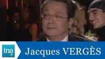 Interview jumeaux: Jacques Vergès face à Jacques Vergès - Archive INA