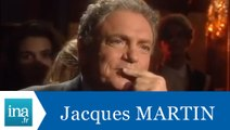 Interview jumeaux : Jacques Martin face à Jacques Martin - Archive INA