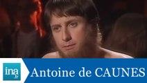 Interview jumeaux: Antoine de Caunes face à Gilbert Meat - Archive INA