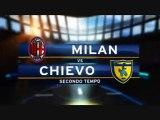 Milan vs Chievo 3-1 Serie A 2011 Day7 Tiziano Crudeli