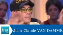 Jean-Claude Van Damme, l'interview aware - Archive INA