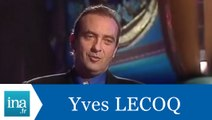 Interview jumeaux: Yves Lecoq face à Yves Lecoq - Archive INA
