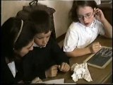 Fête Battages Hénansal 1999 - Thierry Louis - L'école