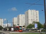 Le Mans : tramway quartier les Sablons