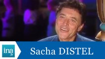 Interview jumeaux : Sacha Distel face à Sacha Distel - Archive INA