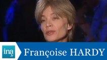 Interview jumeaux   Françoise Hardy face à Françoise Hardy - Archive INA
