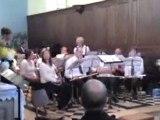 Concert automne 2010 harmonie Marly-Gomont