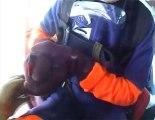 Mon Saut en parachute Tandem le 17/10/2010 !!