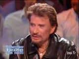 "Interview ""Boite de nuit"" : Johnny Hallyday"
