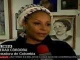 Piedad Córdoba cuestionó actitud del gobierno de Uribe respecto del iberaciones de las FARC