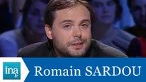 """Romain Sardou """"des nouvelles de Michel Sardou"""" - Archive INA"""