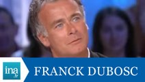 "Franck Dubosc ""Interview Alain Delon"" - Archive INA"