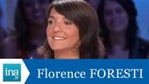 """Florence Floresti """"Baffie m'a volé mon soutien-gorge"""" - Archive INA"""