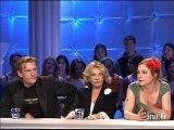 Josée Dayan, Jeanne Moreau, Julie Depardieu et Guillaume Depardieu