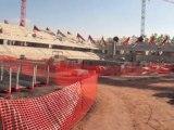 Valenciennes : Visitez le stade Nungesser II