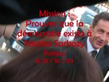 Action Jeunes Verts Sarkozy Poligny