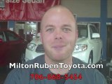 Milton Ruben Toyota Dealer Rater