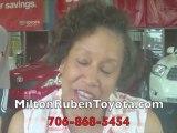 Milton Ruben Toyota Augusta GA Dealer Rater Reviews