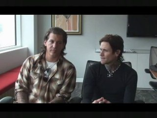 Exclusive BuckCherry Interview
