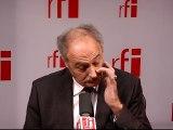 Yves Contassot, conseiller de Paris (les Verts)