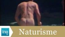 """Naturistes"" contre ""textiles"" en Corse - archive vidéo INA"