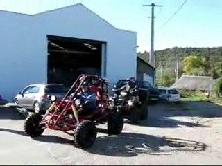 Randonnée buggy