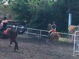 17.10.10 - entrainement obstacle - Angéline Hérold