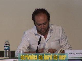 Vid�o de Mathieu Larnaudie